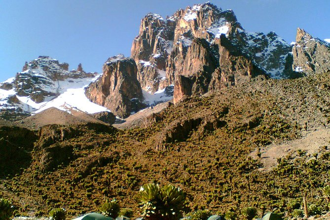 4 Days Mount Kenya Climbing- Naro Moru Route photo 14