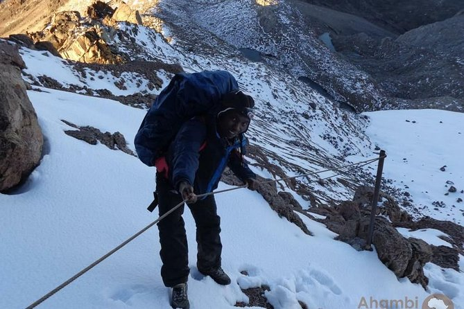 4 Days Mount Kenya Climbing- Naro Moru Route photo 4