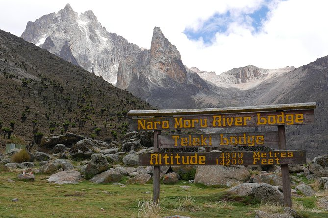 4 Days Mount Kenya Climbing- Naro Moru Route photo 7