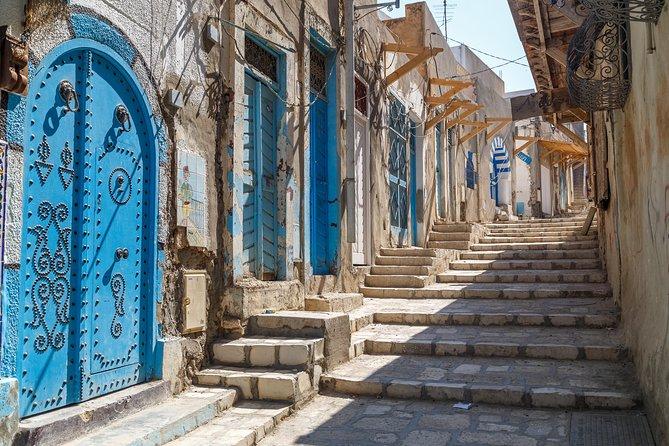 Cultural Sousse Walking Tour