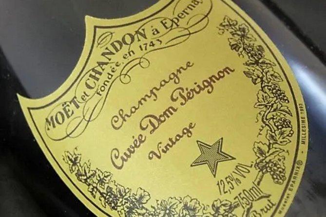 Dom Perignon private visit