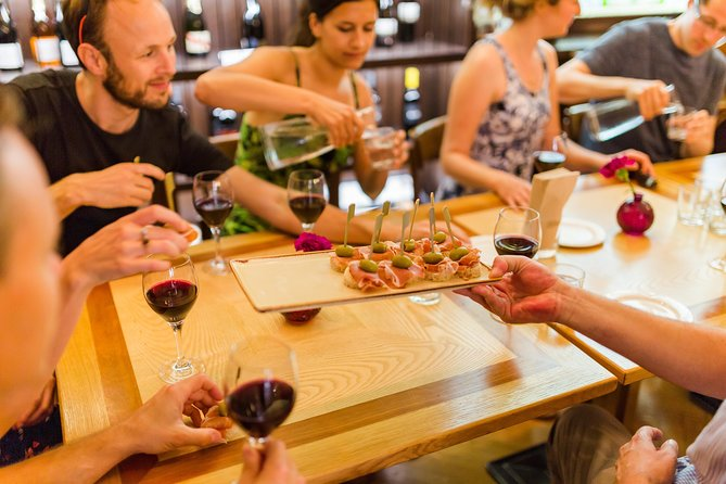 Top Ljubljana culinary walking - small group - tour
