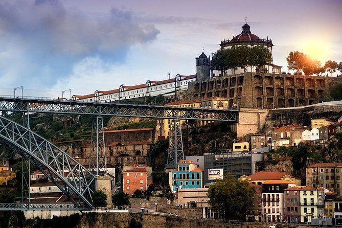 Private transfer from Lisbon Hotel to Oporto with stops in Fatima and Coimbra