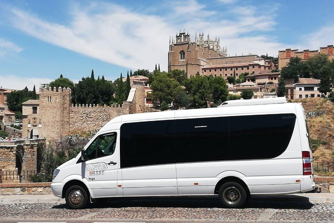 Toledo City To Madrid Barajas Airport Private Transfer photo 2