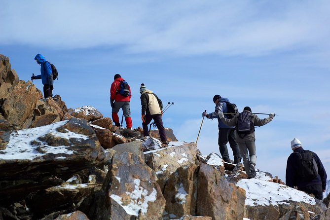 5 Days Mount Kenya Climbing- Chogoria Route