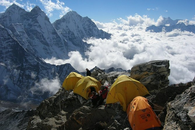 29 days Mt. Everest AMA DABLAM Expedition