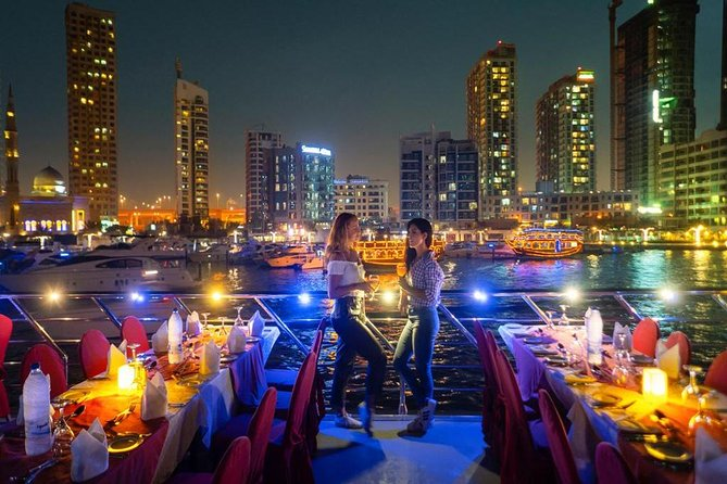 Dinner at Dubai Marina