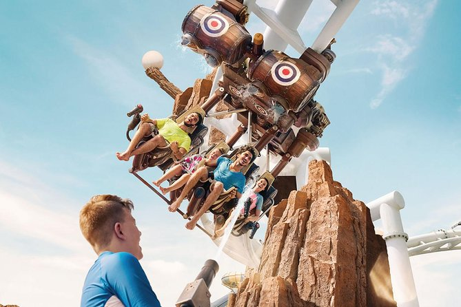 Yas Waterworld General Admission with Sharing Transfers