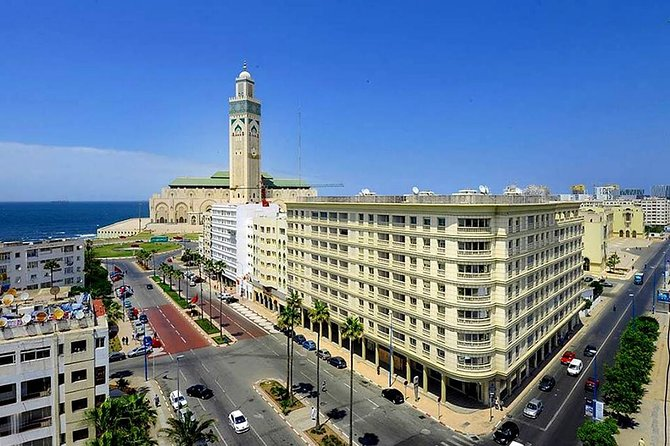 private transfer fes to casablanca