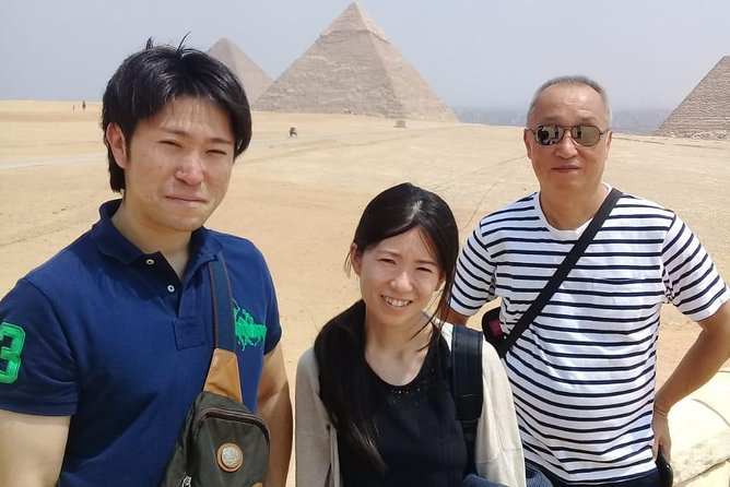 Day Tour Pyramids of Giza and Sphinx from Cairo photo 3