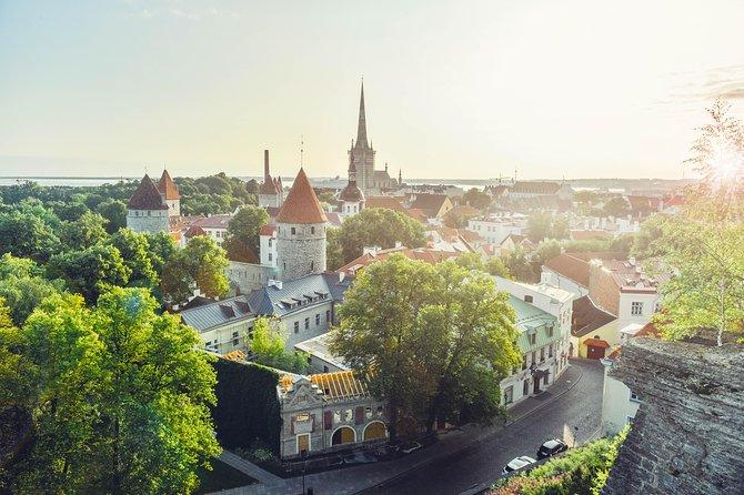 Highlights of the Baltic states in 8 Days (Tallinn-Vilnius)