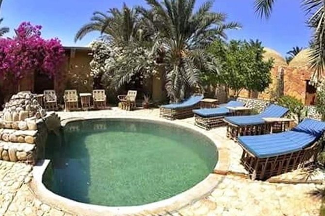 Package 7 Days 6 Nights to Siwa, Bahariya & White Desert