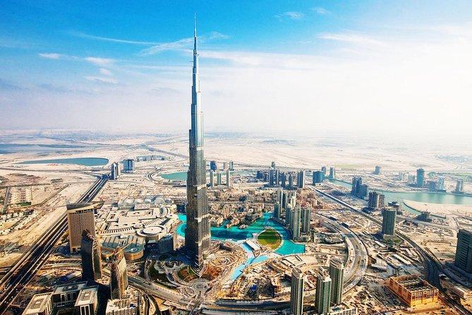 Dubai City tour with Abra Ride on Sharing Transfers