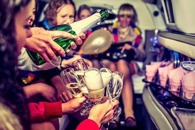 Limo Party & Club Package in Gdansk