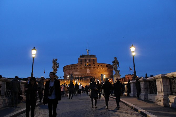 Haunted Rome Private Walking Tour