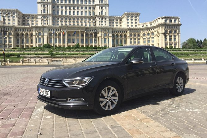 Private transfer to Ruse Bulgaria from Bucharest