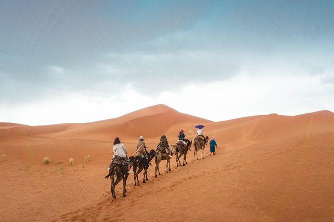 Private 3 Days Desert Tour from Fez and back to Fez