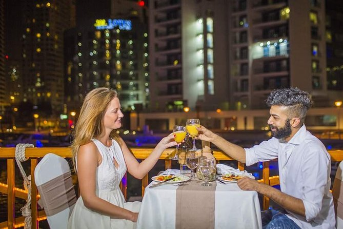 Dinner at Dubai Marina