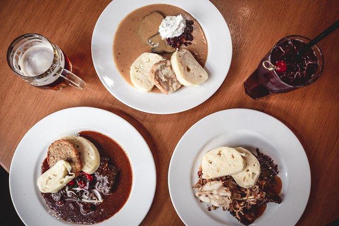 Private Tour: Secret Food Tours Prague