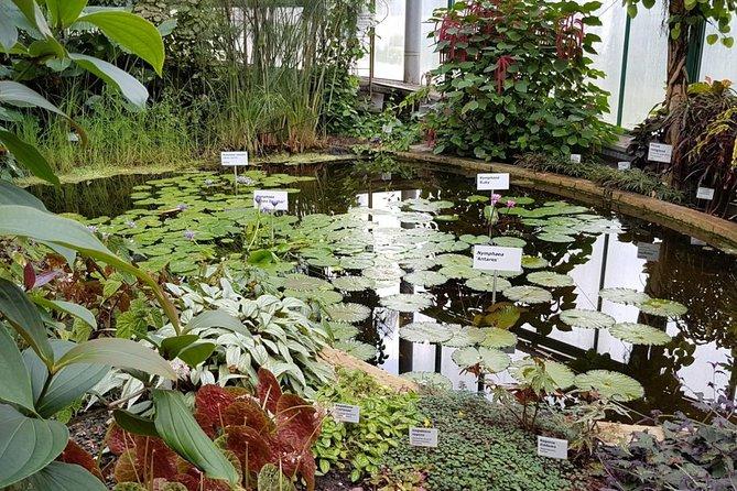 Liberec Botanical Garden Entrance Ticket