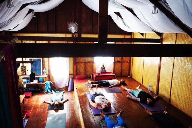 Keirita's Yoga and Diving (Studio yoga class)