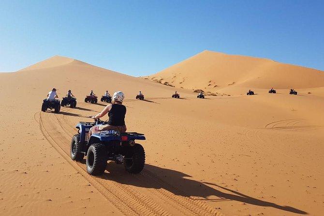 7-days: Casablanca to Chefchaouen then Fes and Sahara Desert - Camel Trekking