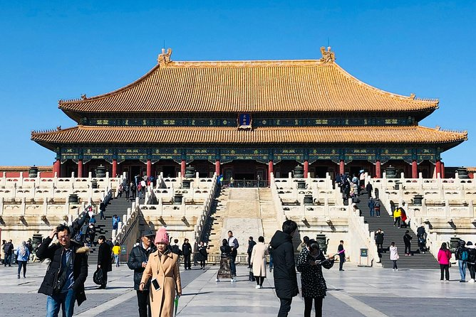 All Inclusive Beijing Highlight Tour