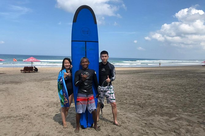 Surf Bali Lesson - Surf School Bali - Cheap Surf Lesson in Bali