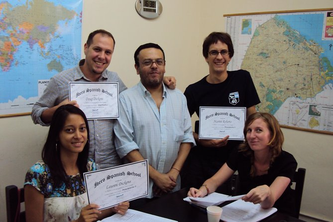 Standard Spanish Course -Group Lessons - 20 hours per week. photo 18