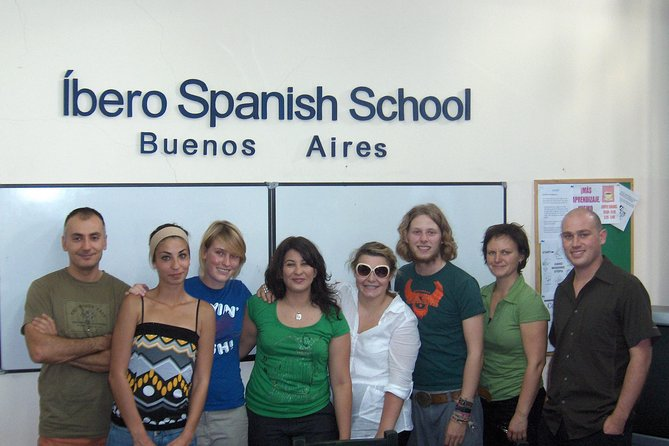 Standard Spanish Course -Group Lessons - 20 hours per week. photo 11