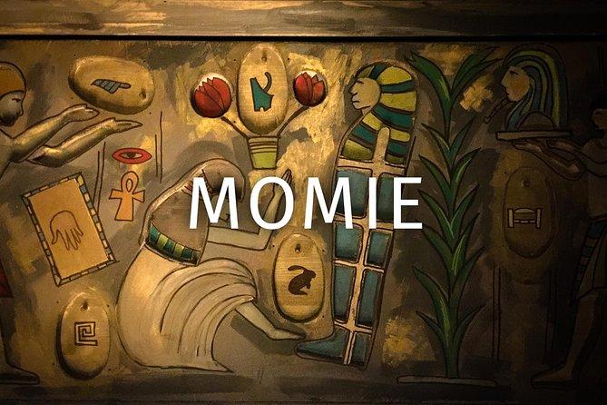 Mummy Escape game