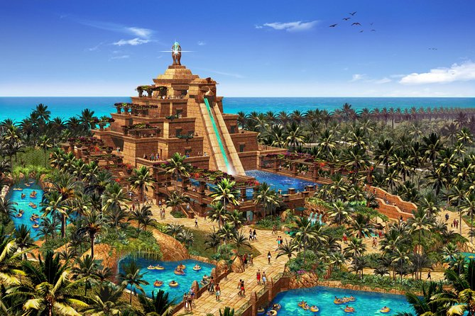Aquaventure and Lost Chamber with Sharing Transfer photo 4