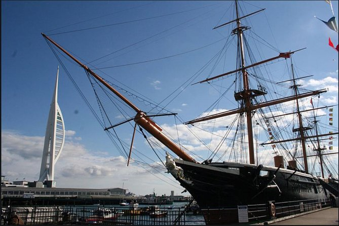 Portsmouth Historic Dockyard. photo 6