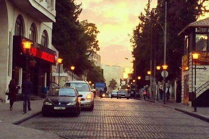 Half-Day City Tour Of Amman