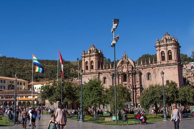 Private Cusco City Walk photo 1