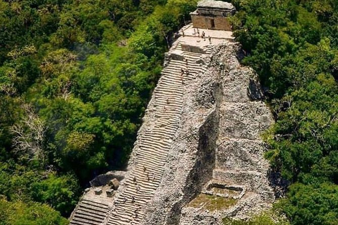 4 Amazing Places in 1 Day for 1 Price: Tulum, Coba, Cenote and Playa del Carmen