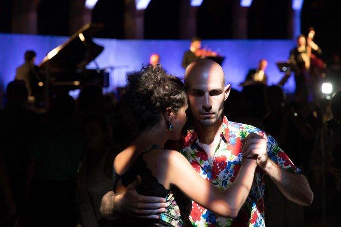 Tango milonga with locals