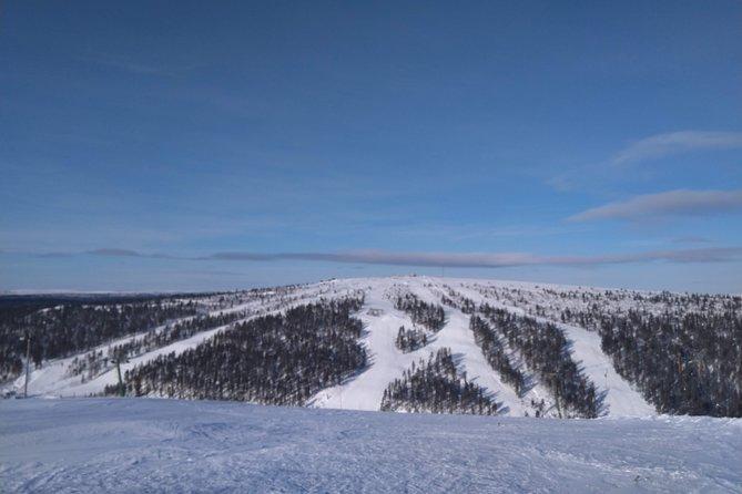 Rovaniemi to Ivalo, Sariselka, Kakslautannen (or reverse)