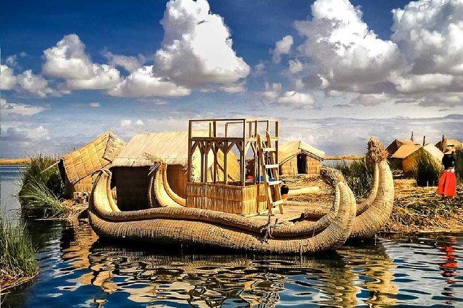 Titicaca Lake from Puno to Cusco Ruta del Sol
