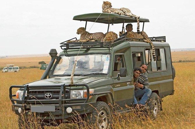 13-Days Discover Kenya Wildlife Private Safari & Diani Beach Holiday