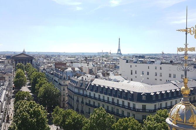 A Parisian Day