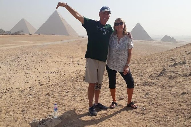 To-dages privat guidet bytur i Cairo Giza og Saqqara