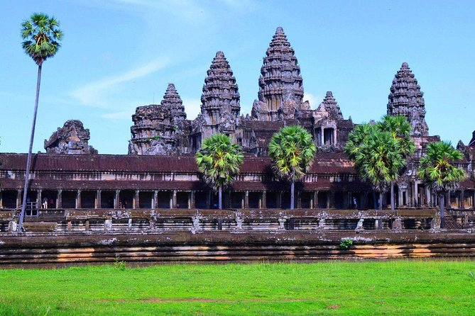 Full-Day Angkor Temples Sunset Tours
