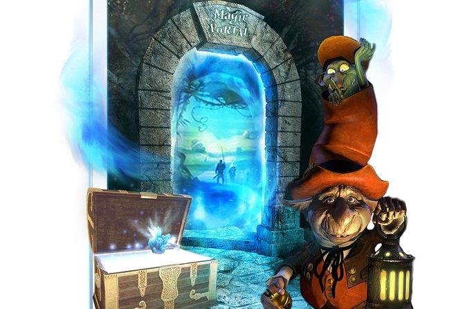 Magic Portal Treasure Hunt