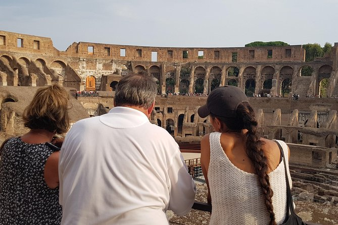 Colosseum experience