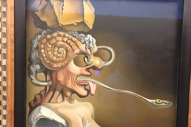 Salvador Dalí Theatre-Museum in Figueres