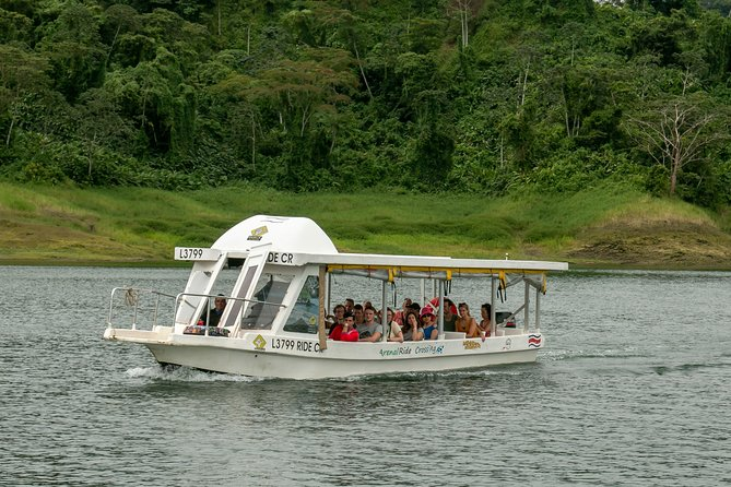 Private Transfer Lake crossing from Monteverde To Arenal From 1 to 6 passengers