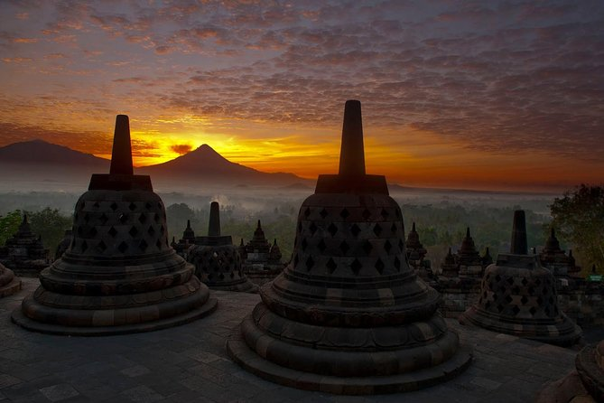 Borobudur Temple Sunrise