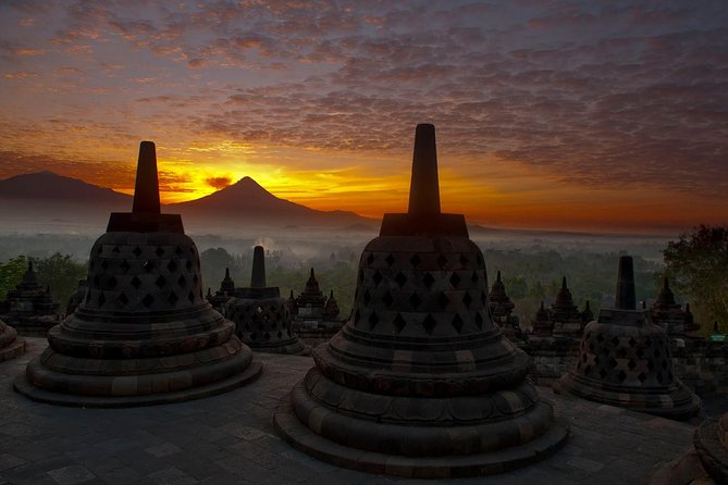 Borobudur Temple Sunrise photo 6