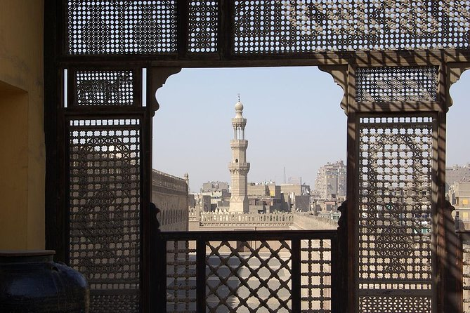 Medieval Cairo tour Ibn Tulun Mosque, Gayer-Anderson Khan El Khalili photo 4